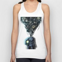 durarara Tank Tops featuring DRRR!! by Subsea