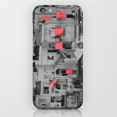 red sheets iPhone 6s Slim Case
