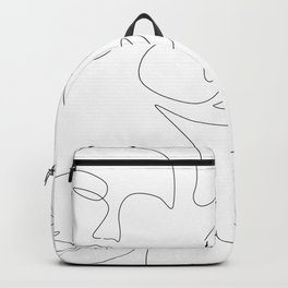 Smile Lines Backpack