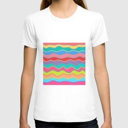 Wavy Dots T-shirt