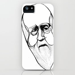 hubert iPhone Case