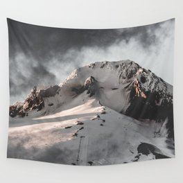 Mountain Moment III Wall Tapestry