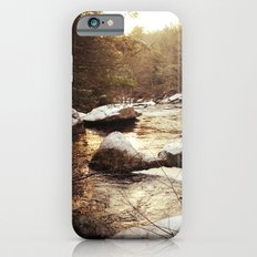 Diana in Winter iPhone 6s Slim Case