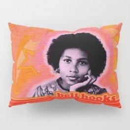bell hooks retro print Pillow Sham