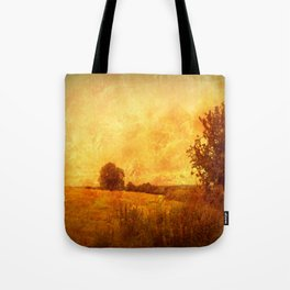 Dundry Fields - Autumn. Tote Bag