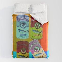 CANNED SARDINE Comforters
