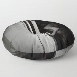 reversed Floor Pillow