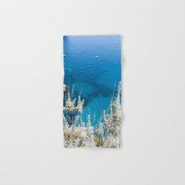 Capri Florals Hand & Bath Towel