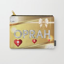 Oprah 01 Carry-All Pouch