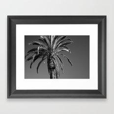 Desert Moon Framed Art Print