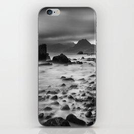 Elgol Seascape 1 iPhone Skin