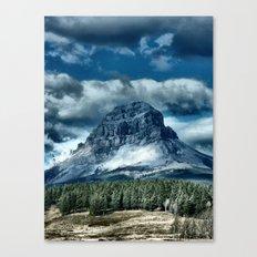 Mountain Peak 4 Canvas Print