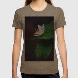 drop that flower T-shirt