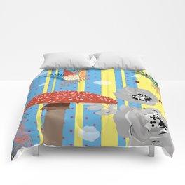 the vortex Comforters