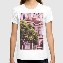 San Francisco Pink II T-shirt