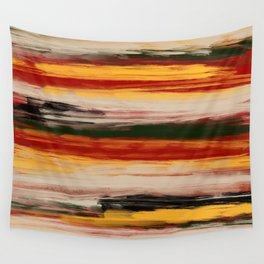 Fall Abstract Wall Tapestry