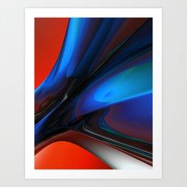 Uonimux Art Print