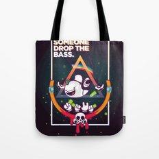 SOMEONE DROP THE BASS. (Dubstep Club) Tote Bag