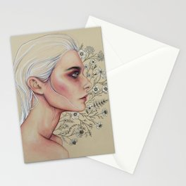Breathe Me In Stationery Cards