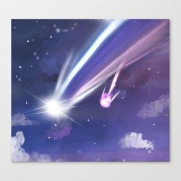 Your Name Canvas Print