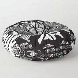 All Radical Floor Pillow