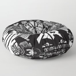 All Radical Floor Pillow