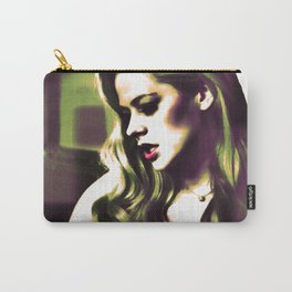 AVRIL L. Carry-All Pouch