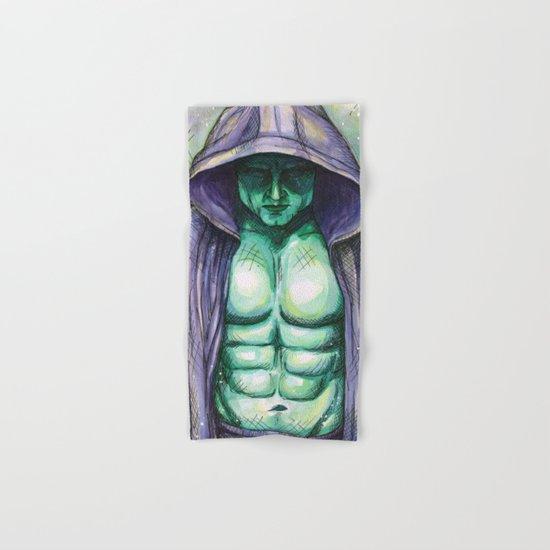 hulk Hand & Bath Towel