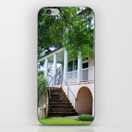 Stewart Parker House Back iPhone Skin