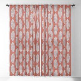 Diatom nr2 Sheer Curtain