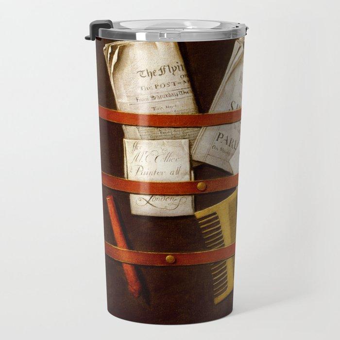 Edwaert Colyer -  Still Life Travel Mug