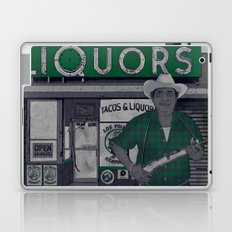Liquors Laptop & iPad Skin
