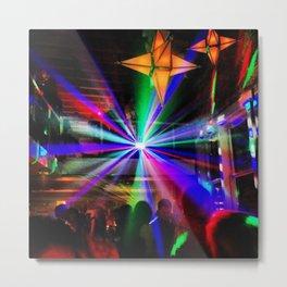 The Light Show Metal Print