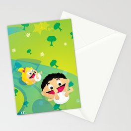 Music for Babies Stationery Cards