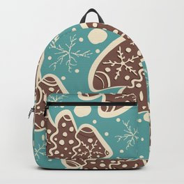 Gingerbread Backpack