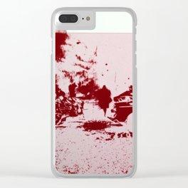 Car Crash and Burn Clear iPhone Case