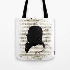 Mozart - Dies Irae Tote Bag