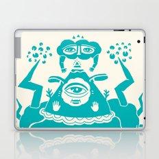 Triangle Head I Laptop & iPad Skin