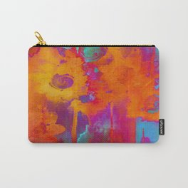 bright abstract bouquet Carry-All Pouch