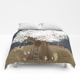 the starlight tree Comforters