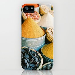 """Travel photography """"Souk Marrakech"""" Spices of the Medina 