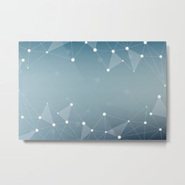 Abstract Background 12 Metal Print