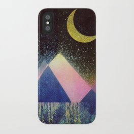 Satellite Bloom iPhone Case