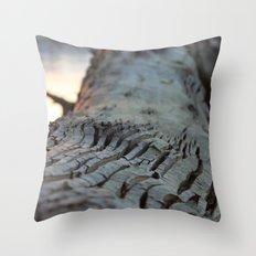 albero sapiente Throw Pillow