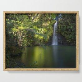 Omeru Reserve Falls Kaukapakapa Serving Tray