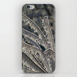 Ice Crystals iPhone Skin