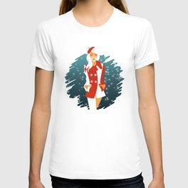 Peacoat T-shirt