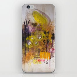 Mean Green Dual Action Minitiger iPhone Skin