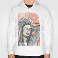 oitnb Hoodies featuring Pennsatucky OITNB by Ashley Rowe