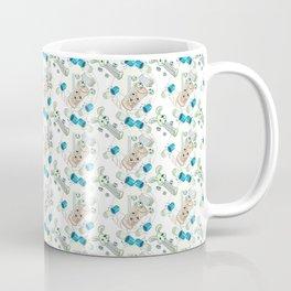 Noiz Tile Coffee Mug